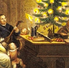 Sheer Nonsense: Martin Luther Preaches About Christmas