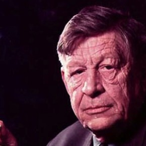 "We Who Must Die Demand A Miracle: From W.H. Auden's ""For The Time Being"""