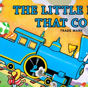 The Runaway Bunny vs. The Little Engine That Could