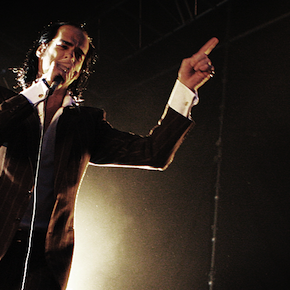 Nick Cave Introduces the Gospel of Mark