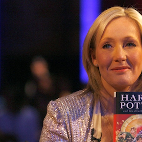 J.K. Rowling on the Fringe Benefits of Failure