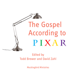 Announcing The Gospel According to Pixar!!