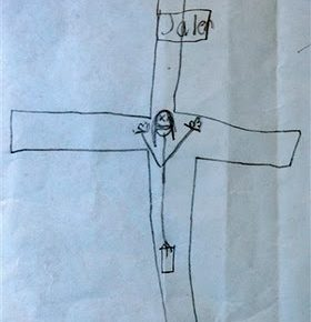Stick Figure Jesus, Psychiatric Evaluations, And The Scandal Of The Cross