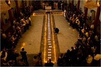 Bagdad Christians Return to Their Church
