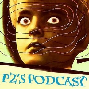 Announcing PZ's PODCAST!