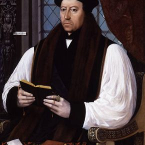 Thomas Cranmer on Justification by Faith