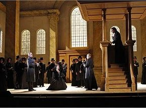"""High Brow Grace: Just A Little, Not Too Much – Verdi's """"Stiffelio"""" and Rossellini's """"Stromboli"""""""