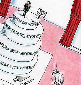 The Incredible Shrinking Bride