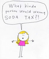 The Mockingpolitics of Soda Tax (or Co-Cola if you live in my neck of the woods)