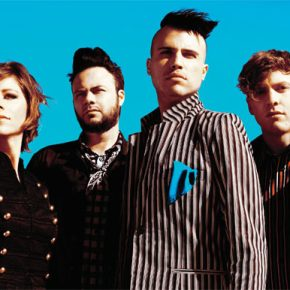 Love, Forgiveness and Synth-Pop-Rock: Neon Trees!