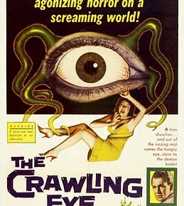 PZ's Podcast: The Crawling Eye