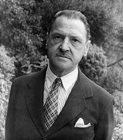 """From W. Somerset Maugham's """"The Happy Man"""""""