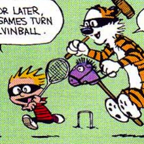 Bill Watterson on Wandering Minds, Imaginary Ladders and Happy Lives