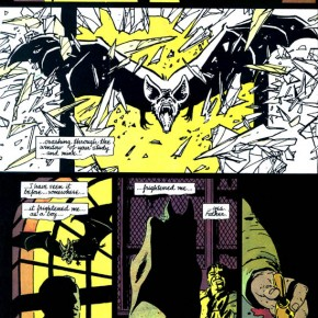 The Bat – Jane Kenyon