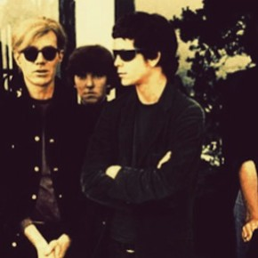 The Velvet Underground Goes to California (RIP Lou Reed)