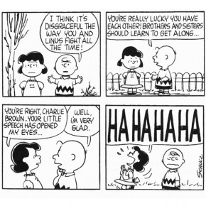 The Gospel According to Peanuts: The Church and the Arts