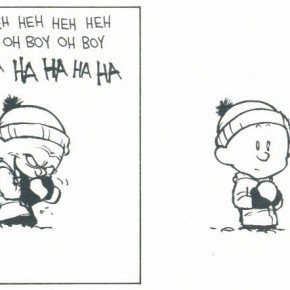 A Very Calvin and Hobbes Christmas