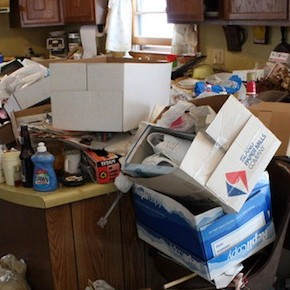 Grace in Hoarding: The Messy Story of Steven and Dorothy