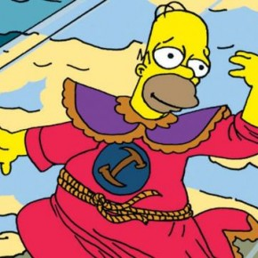 Another Week Ends: DFW50, Simpsons 500, Ira Talks Radiolab, Rowling Talks New Novel, Helpless Women, Helpless Kids, Lenten Identity, Cormac McCarthy Pictionary