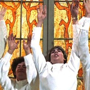 Hey, Hey, It's The Monkees (and Saint Matthew and Bob Dylan and The Holy Ghost)!