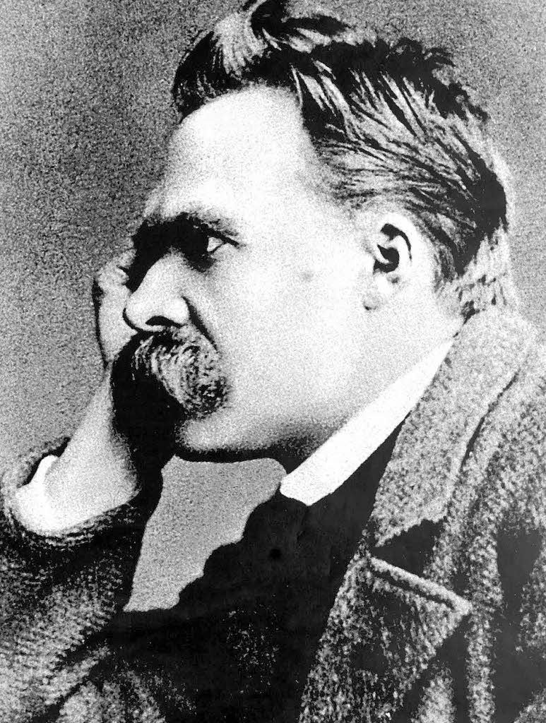 the work and philosophy of friedrich wilhelm nietzsche Because much of nietzsche's philosophical work has to do with the creation of  self—or  friedrich wilhelm nietzsche was born october 15, 1844, the son of  karl.