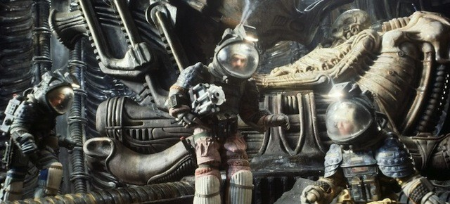 """Alien Righteousness: Reflections on Prometheus and its """"Sequels"""""""