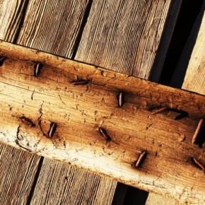 Robert Farrar Capon on Trees, Dead Lumber, and the Carpenter's Narrow Door