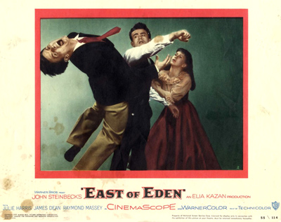 evil in east of eden Problem of evil (benson 666), east of eden is also the first of his fiction to ascribe the human being with power to change his or her life for in.