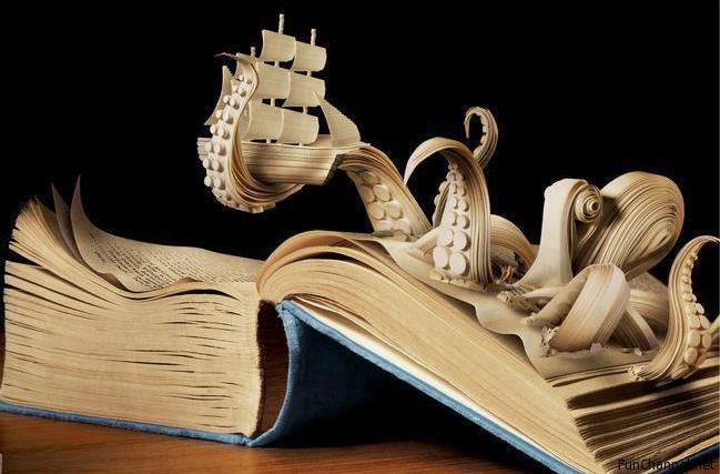 pop-up-book-art | Mockingbird