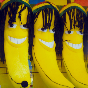 The Rasta-Banana of Great Price
