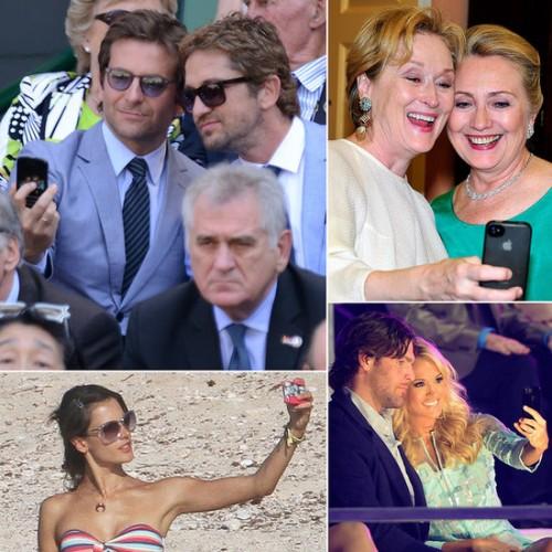Celebrities-Taking-Selfies-Pictures