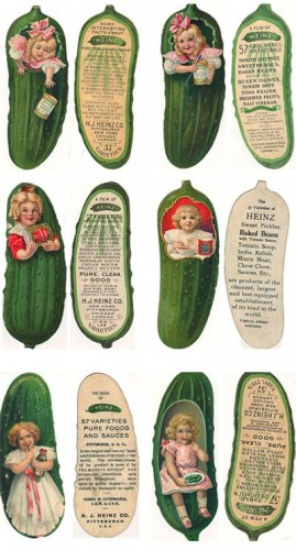 heinz pickles