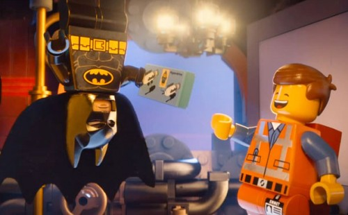 Lego Movie (2014) Blooper Reelclip (Screengrab)