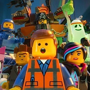 Everything Is Awesome: Grace in The LEGO Movie