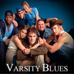 Ron Lester Has the (Varsity) Blues