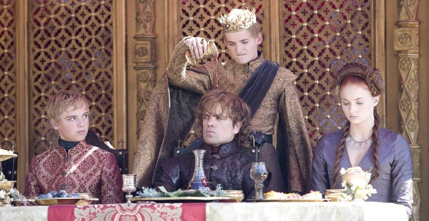 Game-of-Thrones-Tyrion-and-Joffrey-at-the-Purple-Wedding