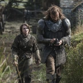 """On TV: """"Two Swords"""", Game of Thrones (4.1)"""