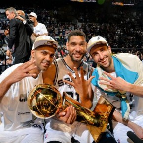 The Death and Resurrection of the San Antonio Spurs