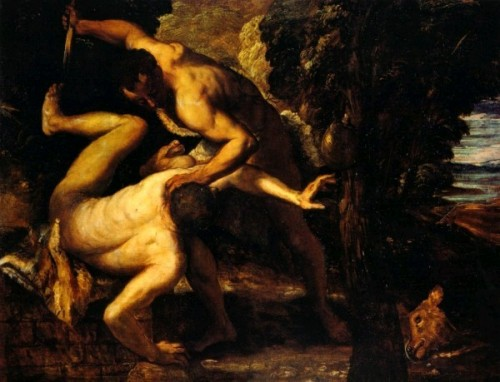 kain_abel-Tintoretto