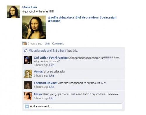 Facebook Wall2