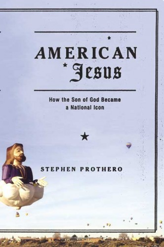 an analysis of jesus as a manly redeemer in american jesus by stephen prothero But as stephen prothero argues in american jesus, many of the most  from the  feminized christ of the victorians to the manly redeemer of teddy  on other  writers, but prothero almost always has a judicious interpretation of his own to.