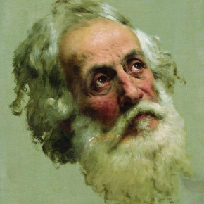the-head-of-the-apostle-peter