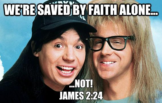 faith-alone