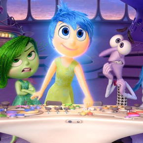 Gospel According to Pixar: Inside Out