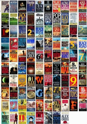 1-5-james-patterson-book-covers