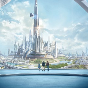 The Sun'll Come Out Tomorrow in Tomorrowland:  Disney Does Eschatology