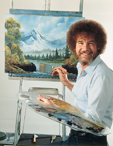 Bob_at_Easel