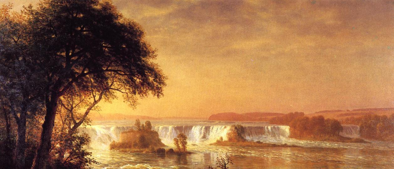 Paintings by Albert Bierstadt