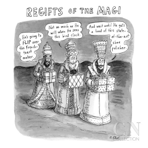 roz-chast-regifts-of-the-magi-features-the-three-kings-in-the-desert-bringing-lousy-new-yorker-cartoon