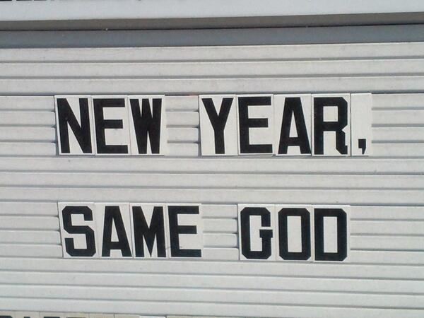 Image result for church sign new year